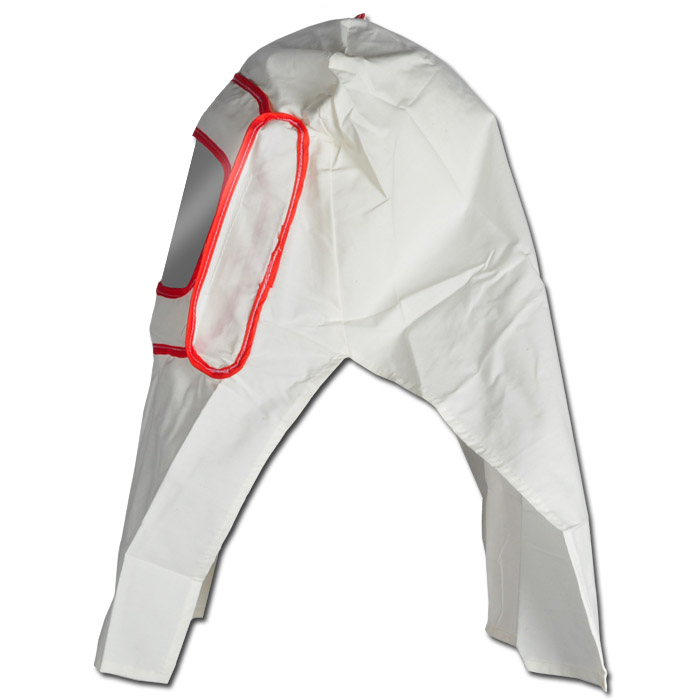Cagoule de protection - pour le sablage à jet libre - version basique.  Image description  Image description a8a57eb68b84