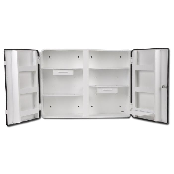 aide cabinet london vide avec serrure de s curit. Black Bedroom Furniture Sets. Home Design Ideas